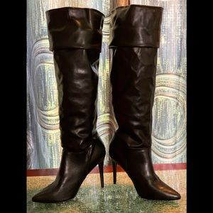 Anne Michelle Dedicated Leather Boots